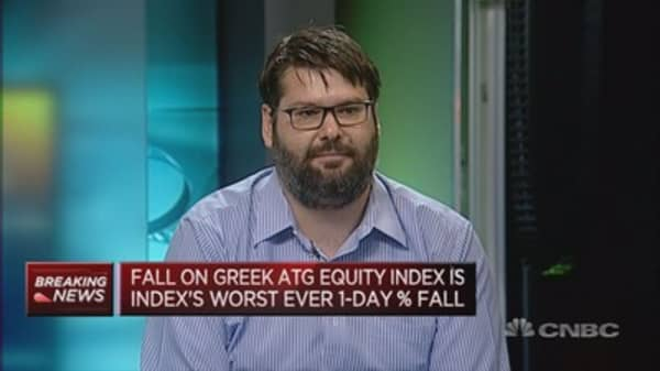 A lot of 'root problems' in Greece: Founder