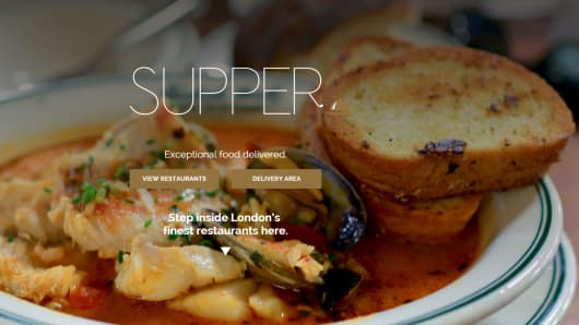 SUPPER has partnered up with Michelin star restaurants.