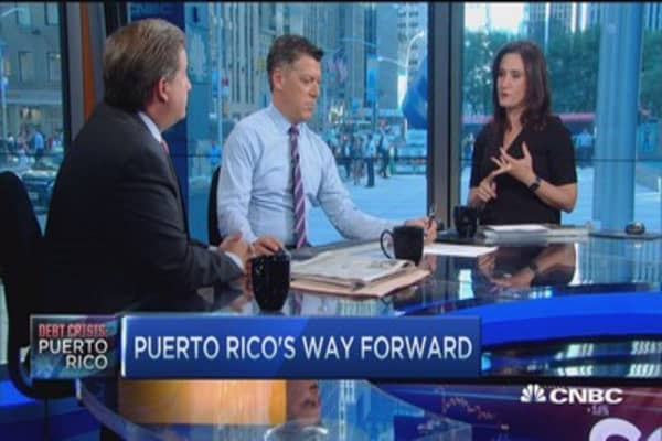 Puerto Rico: Which creditors can pay?