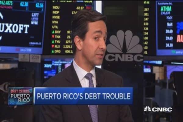 Puerto Rico after weakest link: Former Gov.