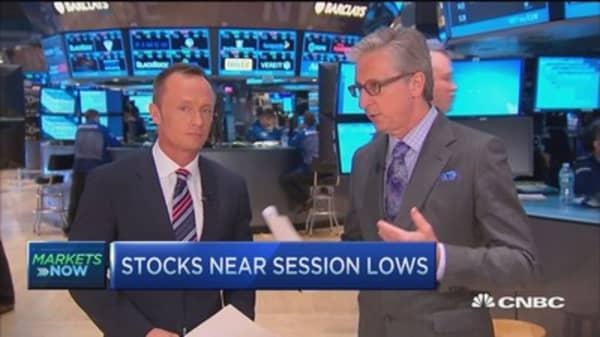 Pisani: Defensive market tone
