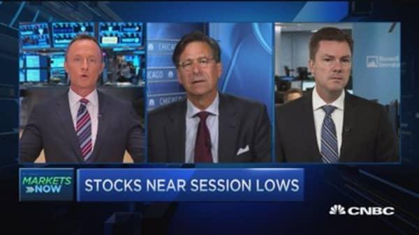 Bullish market signals?