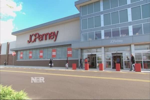 J.C. Penney gets a new CEO