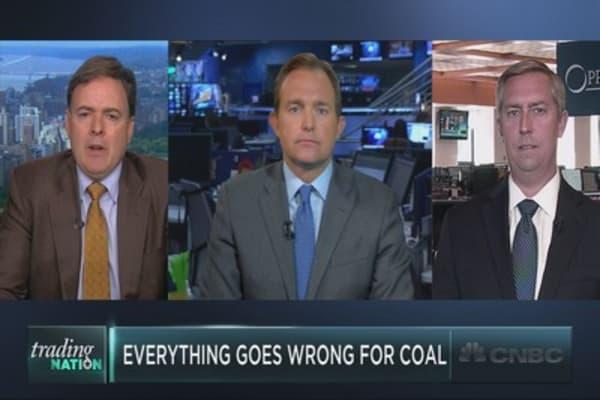 Time to buy coal stocks?