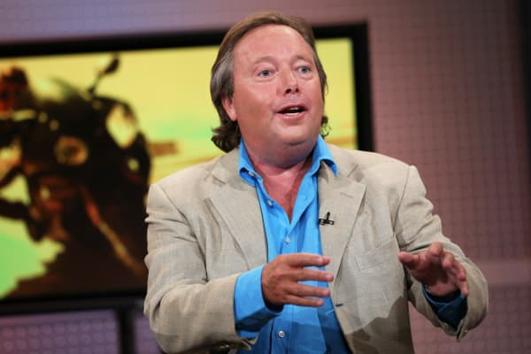 Richard Gelfond, CEO, Imax