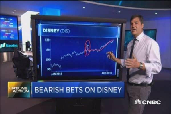 Tragic Kingdom? The big bet against Disney