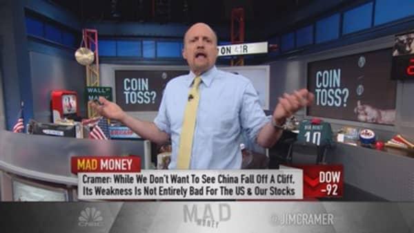 Cramer: Cheap oil great for bulls