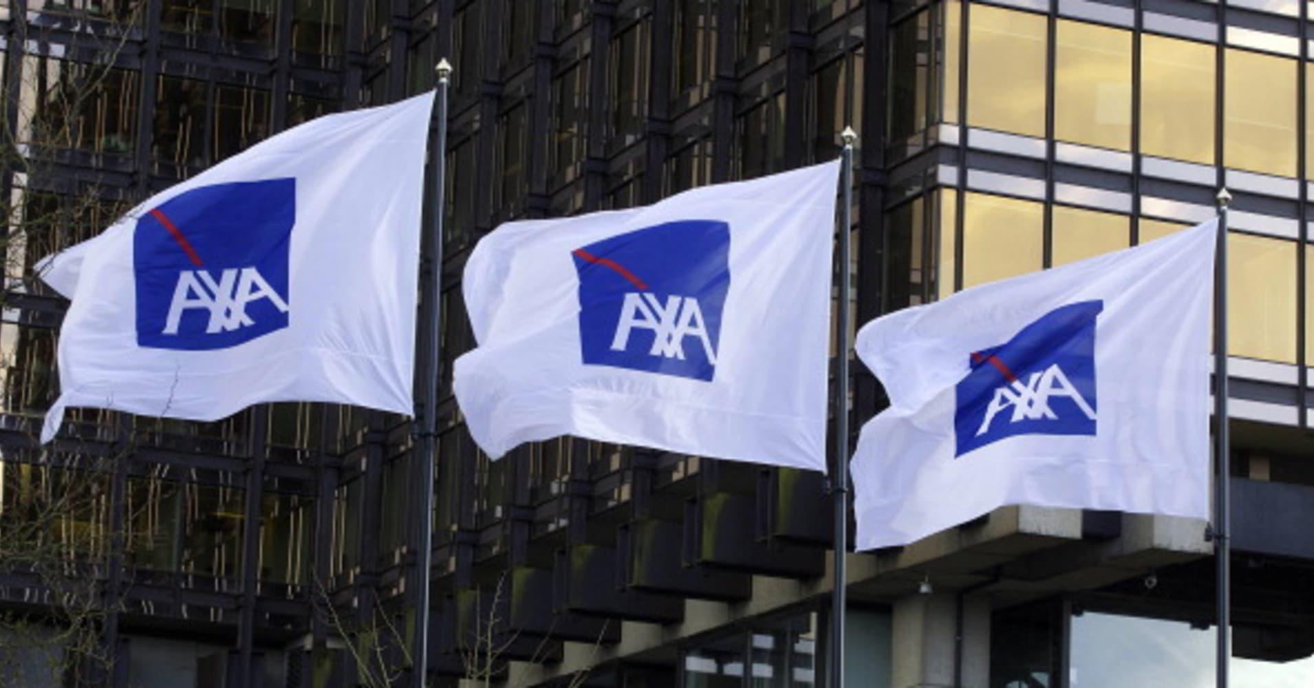 AXA buys Bermuda-based XL for $15 billion in latest insurance mega-deal