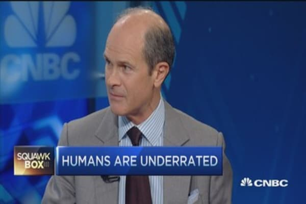 Are humans underrated in a tech-driven world?