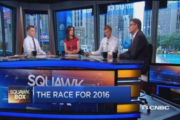 Can GOP ignite American optimism?