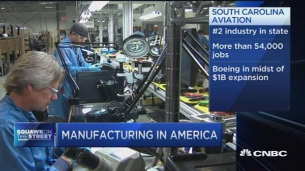 Manufacturing in America