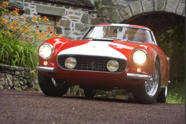 1959 Ferrari 250 GT Competizione