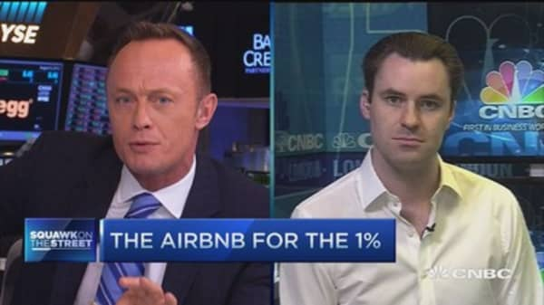 Airbnb for the 1%
