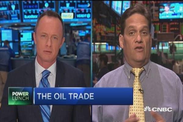 Factors moving oil