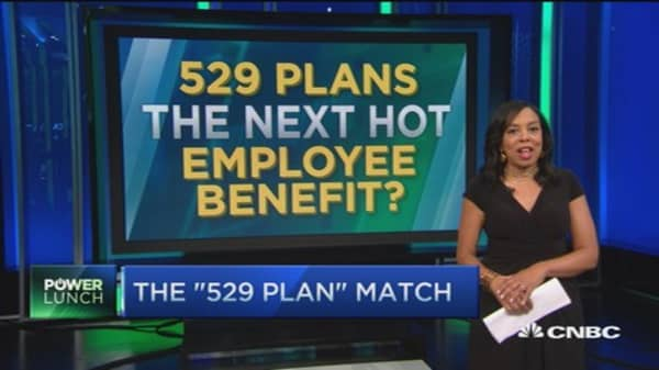 The next hot employee benefit?