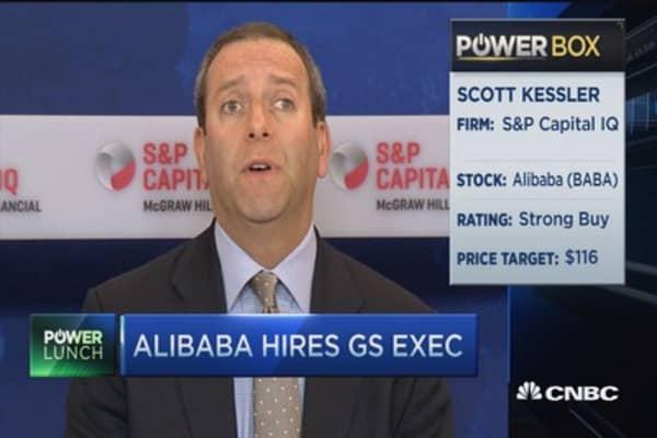 Alibaba's new focus