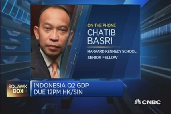Ex-Fin Min: Indonesia hit by external, domestic woes