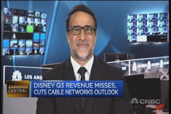 The future looks 'very bright' for Disney