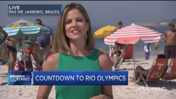 1 year until Rio Olympics