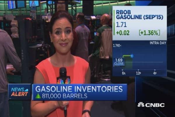 Factors to watch in crude oil