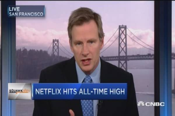 Biggest pothole from Netflix: Pro
