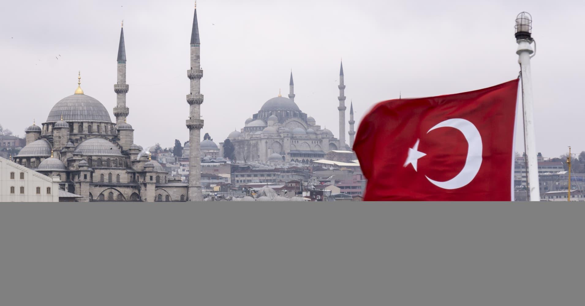 turkey a former emerging market star stumbles