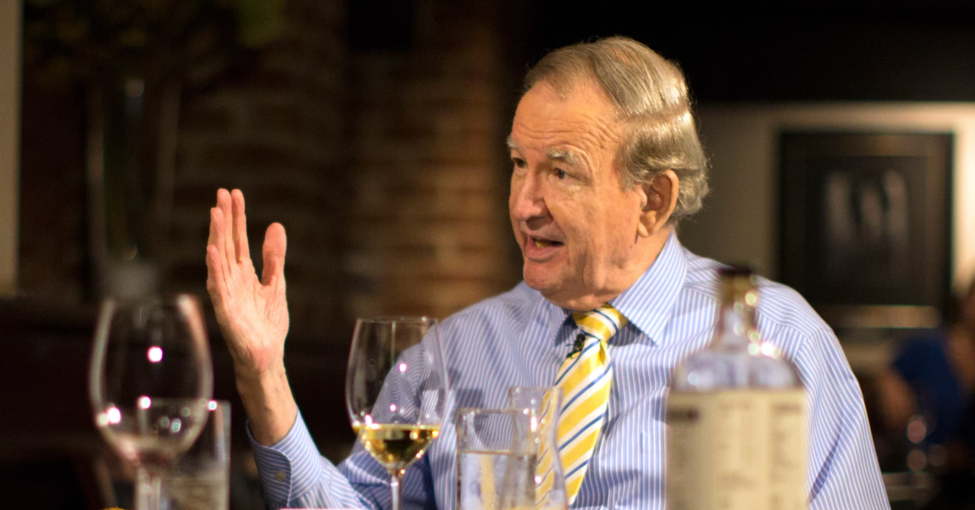 an analysis of the fallacies of pat buchanans economics He's got nowhere near the media presence he had just a few years ago, but  make no mistake: pat buchanan hasn't gone anywhere, and he.