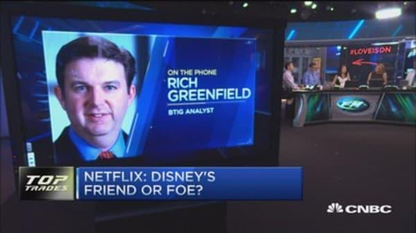 Netflix: Disney's friend or foe?