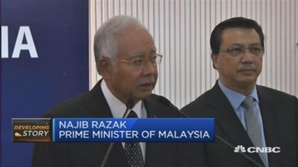 Families heartbroken by news of MH370 debris