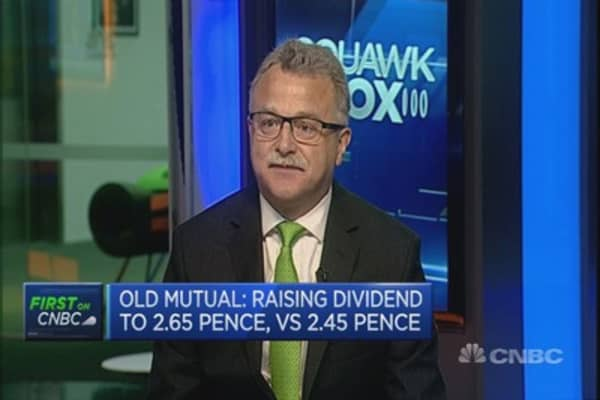 Emerging markets are slowing down: Old Mutual CEO