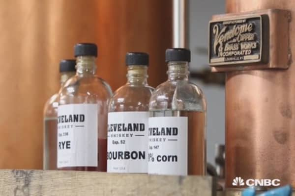 How to age whiskey in only one week