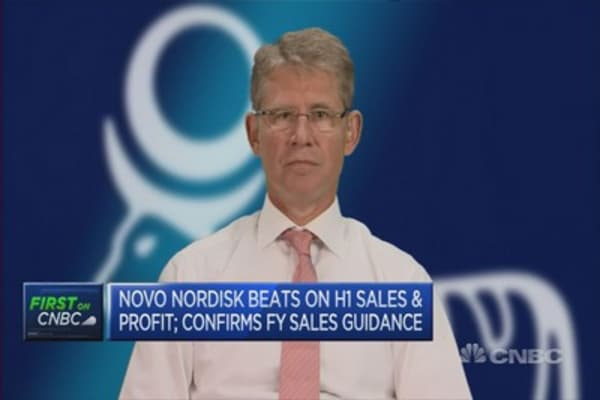 We want to be seen as a Chinese company: Novo Nordisk CEO