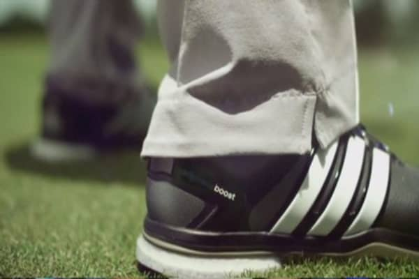Adidas hopes to pull its golf biz out of the rough