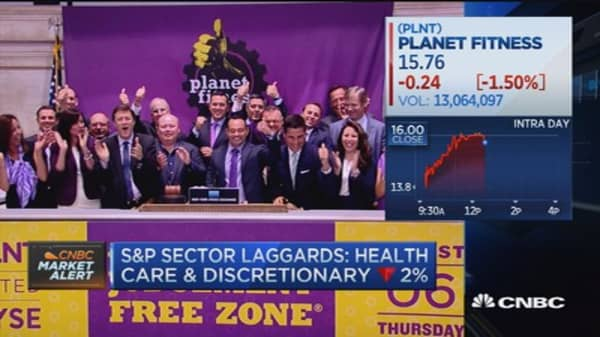 Planet Fitness mispriced: Trader
