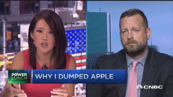 Why I dumped Apple