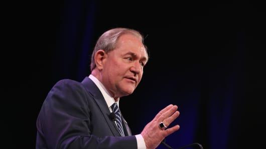 Former Virginia Gov. Jim Gilmore
