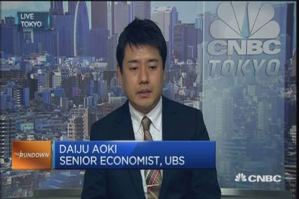 Additional easing from BOJ is unlikely: UBS