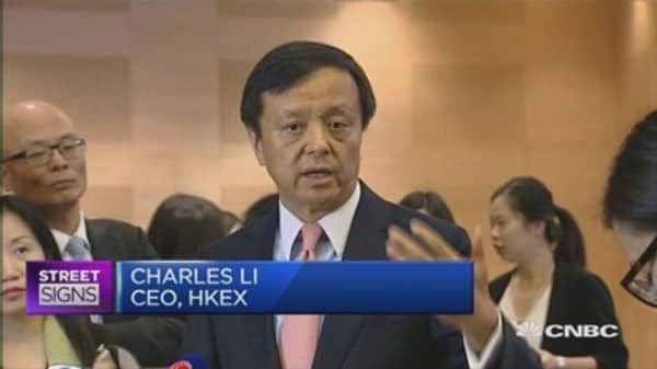HKEx CEO: IPO market for H2 will be strong