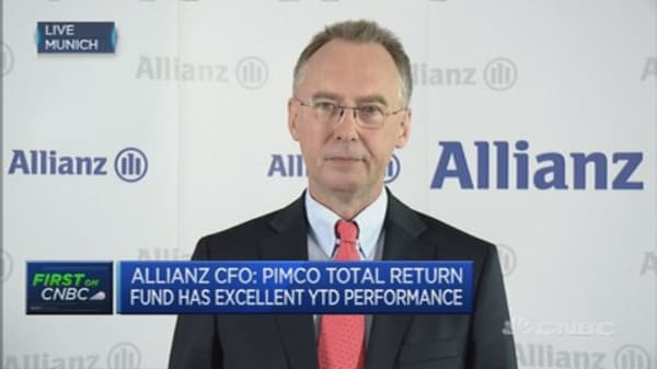 Bill Gross discussion has 'subsided': Allianz CFO