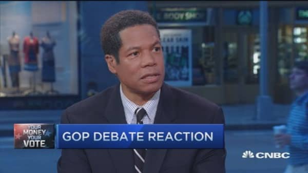 No clear standout in 1st GOP debate