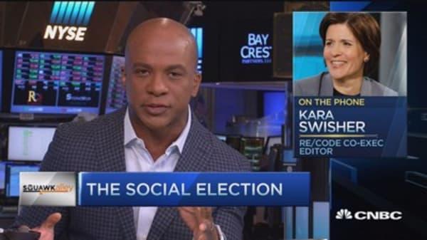 Social media explodes after GOP debate