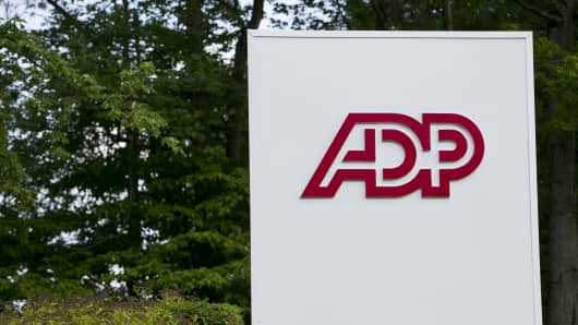 ADP facility in Parsippany, New Jersey.