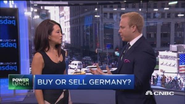 Bullish case for Germany