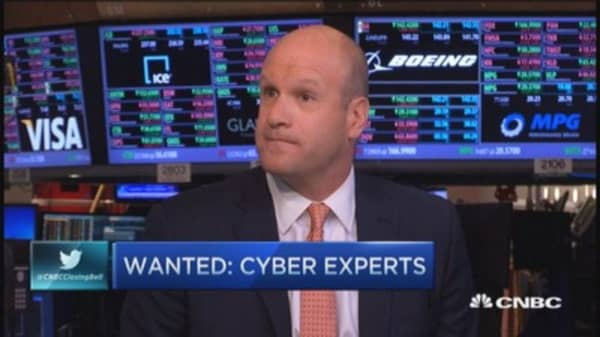 Wanted: Cyber experts