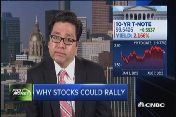 Why stocks could rally