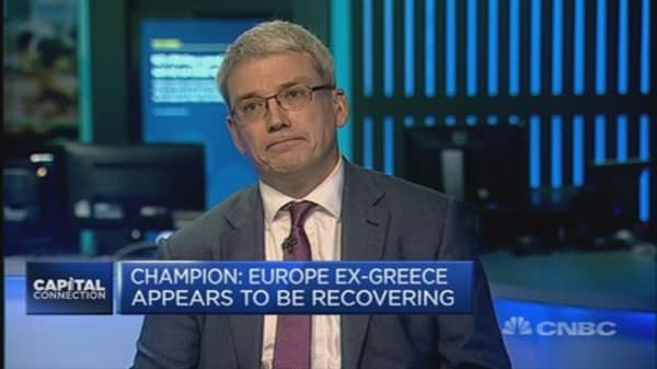 Time to stop worrying about Greece? Not yet: Pro