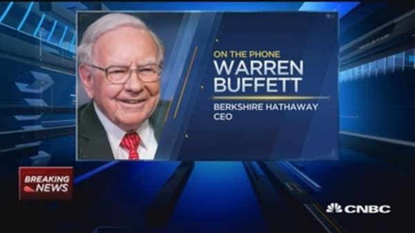 Warren Buffett: GOP race a 'spectator sport'