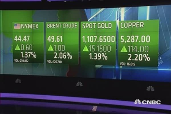 Europe ends higher as US stocks, oil price sees gains