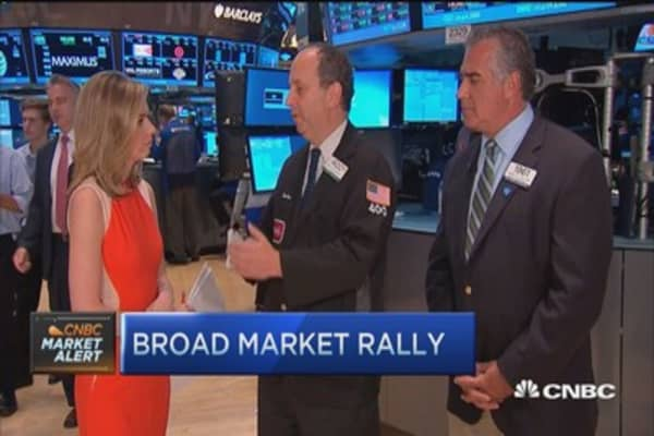 Earnings done; market heading higher?