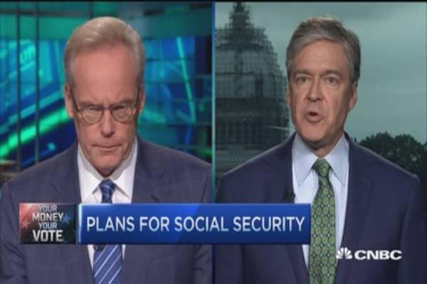 Social Security battleground